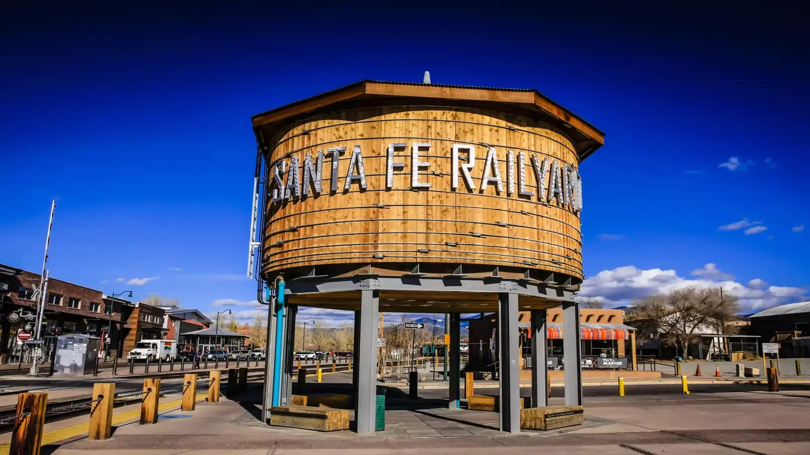 Things to Do in Santa Fe Railyard District, NM